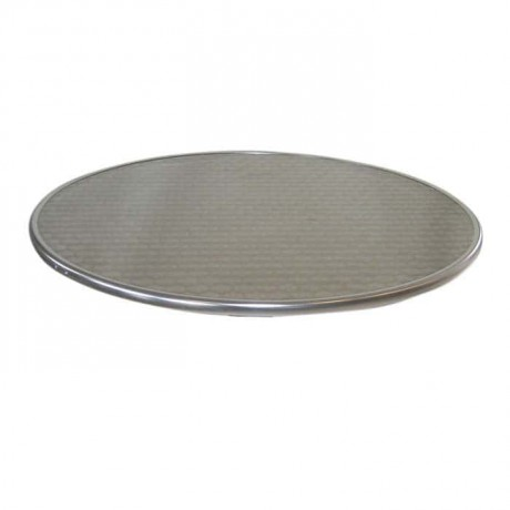 Round Stainless Table Top - atm05