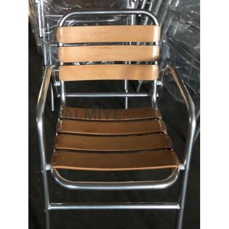 Restaurant Garden Aluminum Chair - alb16