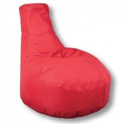 Red Garden Pear Cushion