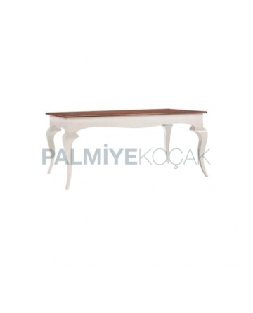 White Lake Table Wooden Avangard Table