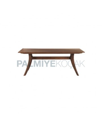 Restaurant Wooden Avangard Table