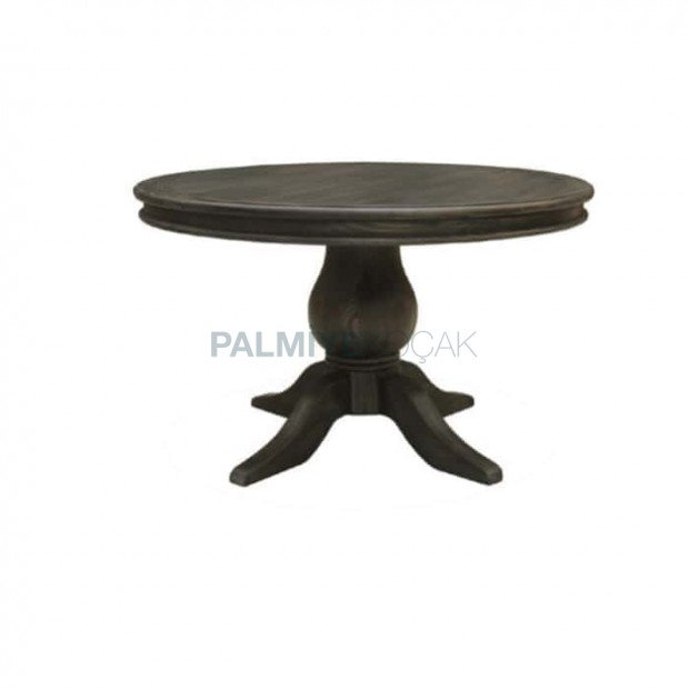 Round Antique Painted Avangard Table