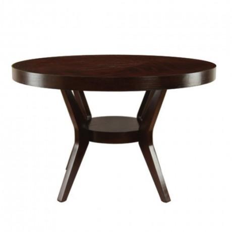 Round Table Top Avangard Restaurant Table - avg3027