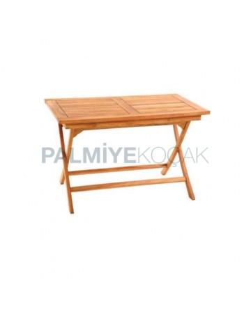 Iroko Table for Four