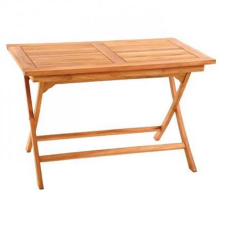 Iroko Table for Four - ikm1300
