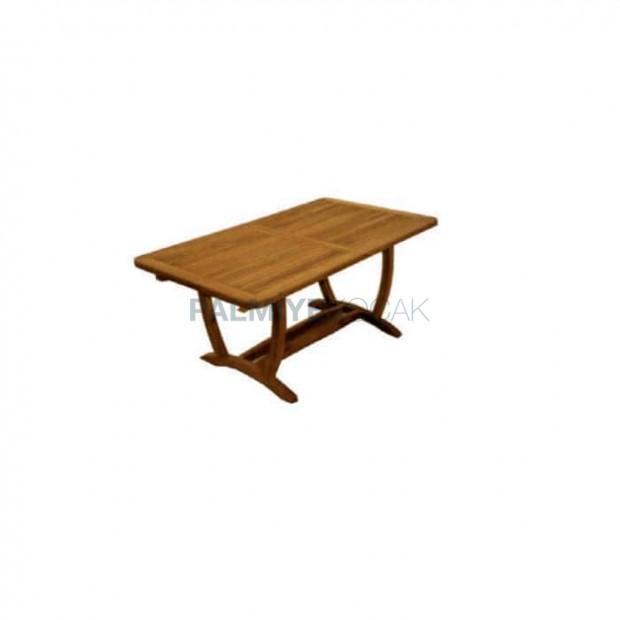 Iroko Hotel Garden Table