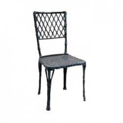 Baklava Sliced Aluminum Casting Chair