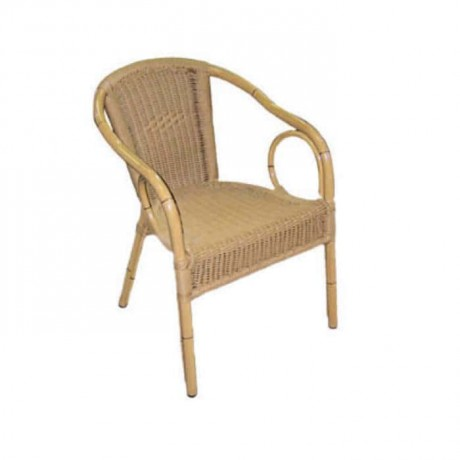 Bamboo Aluminum Chair - alg08