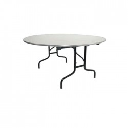 Aluminum Circle Framed Table Top Banquet Table