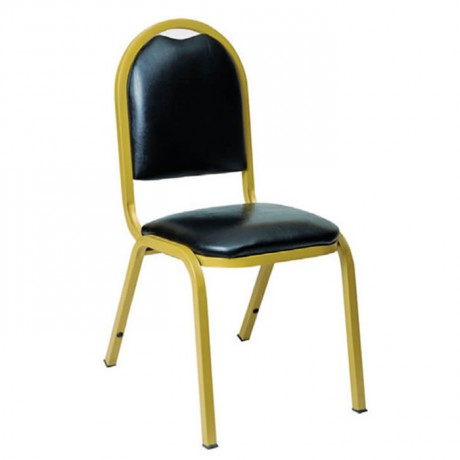 Gold Color Conference Chair - hts11