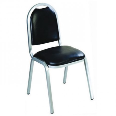 Gray Metal Conference Chair - hts11c