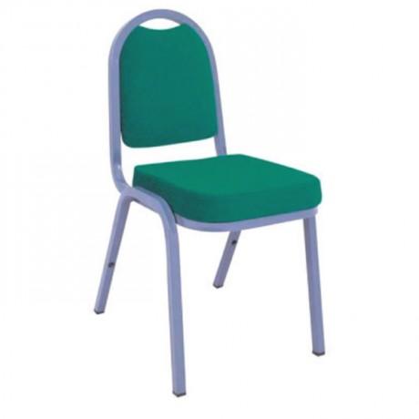 Kalın Sünger Döşemeli Banket Sandalye - hts15