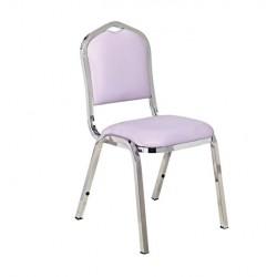 Chrome Metal Hilton Chair