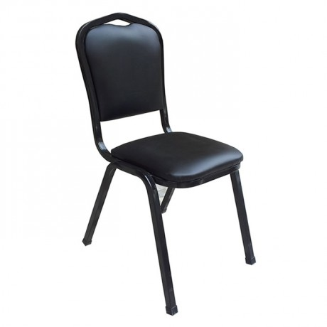 Metal Hilton Chair Black - hts002a