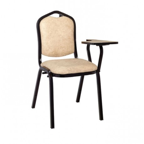 Metal Yazı Tahtalı Konferans Sandalye - hts08