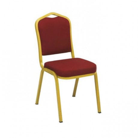 Hotel Banquet Metal Chair - hts001c
