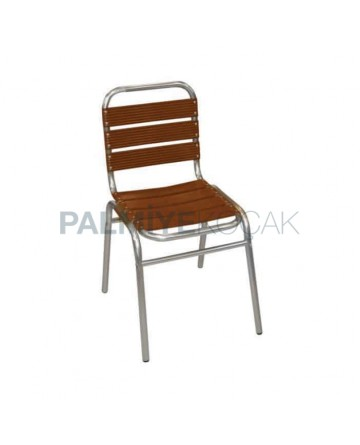 Painted Aluminum Chair