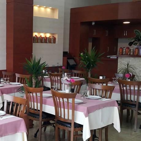 Ekonomik Restoran Sandalye Masa Takımı - crs03