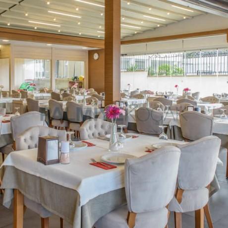Restoran Sandalye Masa Takımı - crs01