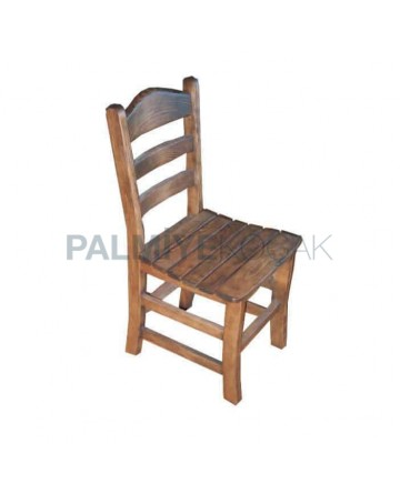 Pine Garden Chair