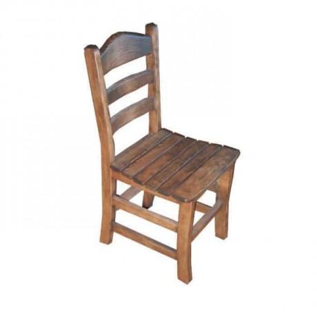 Çam Bahçe Sandalyesi