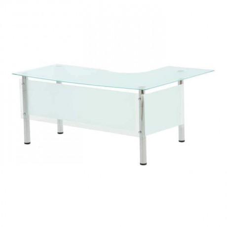 Camlı Ofis Masası - cms12