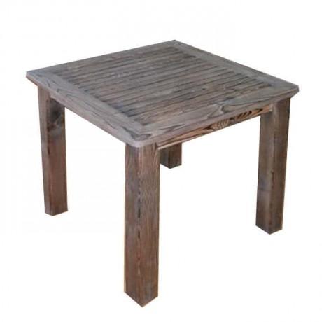 Eskitilmiş Çam Bahçe Masası - cmsa02