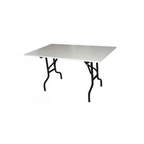 Rectangular Wedding Hall Table - bank07