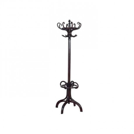 Coat Blanket Rack 03 - bask003