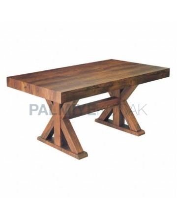 Membrane Table with Rectangular Table Top