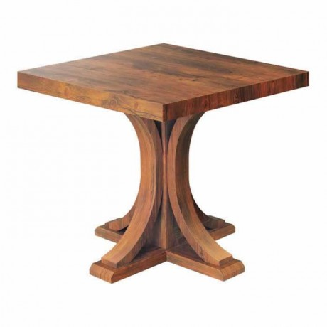 Membran Cafe Masası Doğal Kaplama - ztk1817