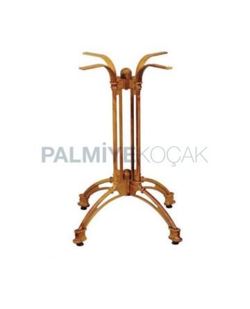 Bambu Boyalı Alüminyum Döküm Ayak