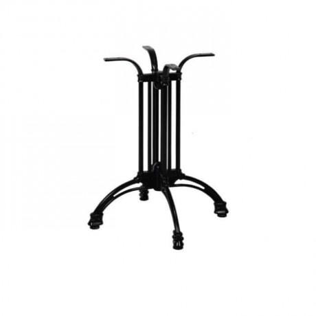 Cafe Aluminum Casting Table Leg - mtt06
