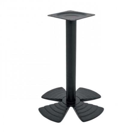 Iron Casting Shaped Cafe Restaurant Table Leg - grs3348