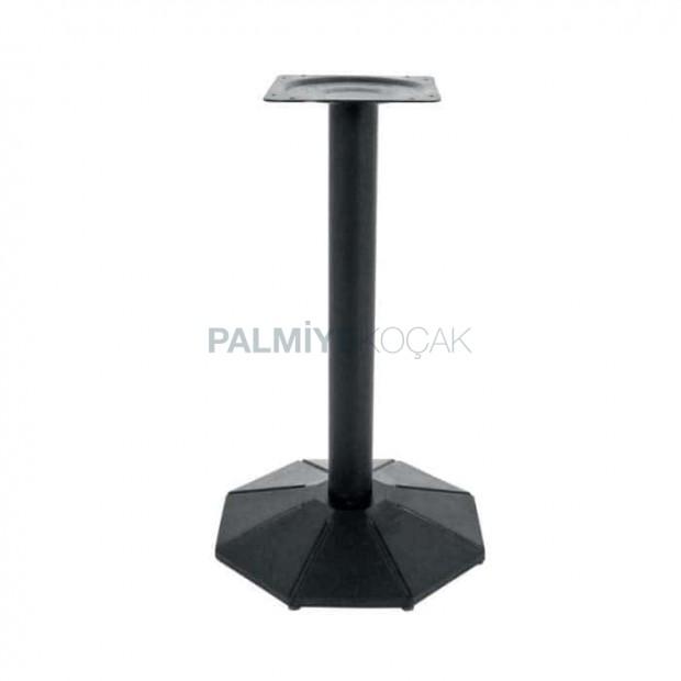Iron Casting Round Base Metal Table Leg