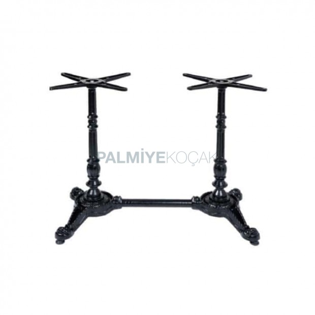 Quadruple Aluminum Casting Table Leg