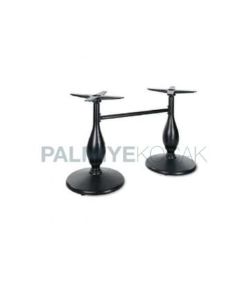 Round Iron Casting Table Leg