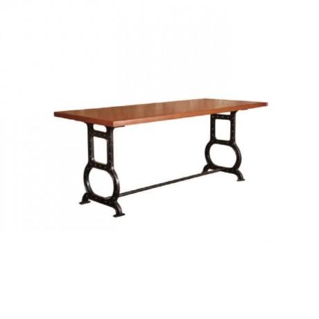Döküm Ayaklı Bahçe Masası - dkm9606