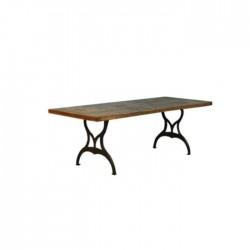 Hotel Table with Casting Leg