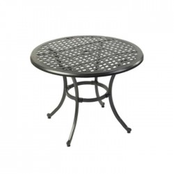 Cast Glass Table