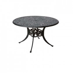 Round Casting Restaurant Table