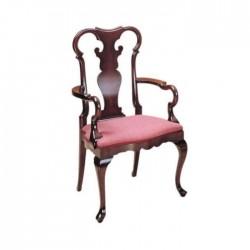 Antique Painted Armchair