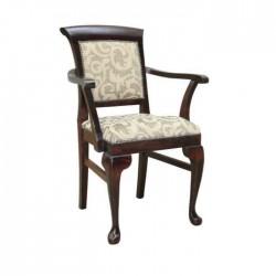 Antique Classic ArmchairRestaurant Chair