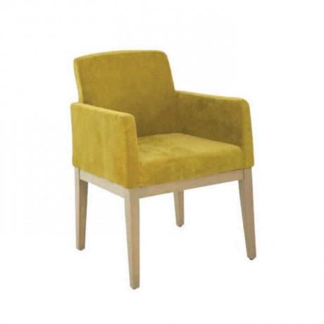 Fıstık Yeşil Modern Kollu Poliüretan Sandalye - psa677