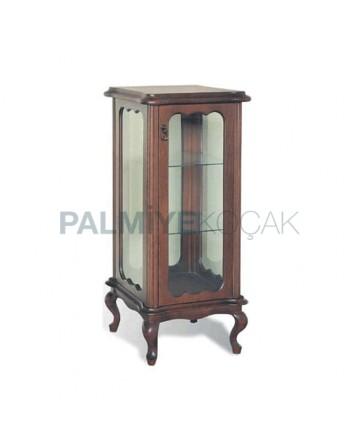 Wooden Curio Cabinet 02