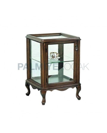 Wooden Curio Cabinet 03