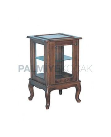 Wooden Curio Cabinet 04