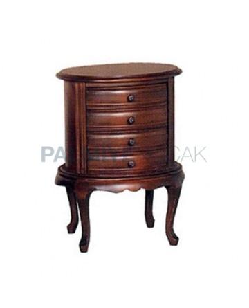 Wooden Curio Cabinet 06