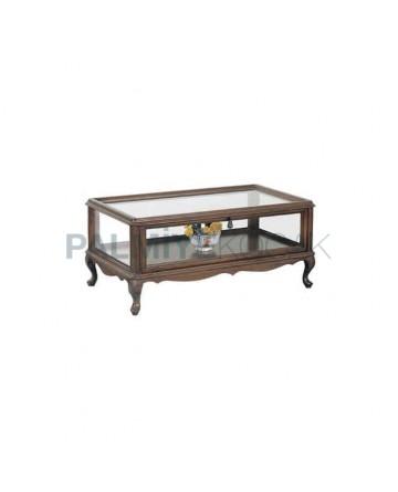 Wooden Curio Cabinet 11