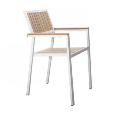 İroko Alüminyum Bahçe Sandalyesi - alg29